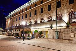 KAMIC Security levererade UPS till räddningshiss på Post Hotel, Göteborg