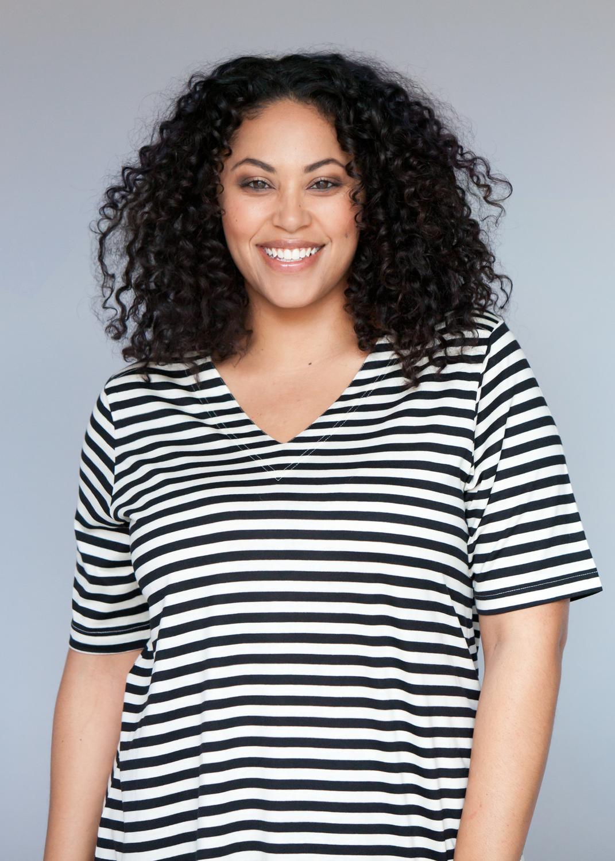 Peggy t-shirt i lyocell/organisk bomull, bästa bas och bra miljöval. Finns i många färger. Pris 449:-