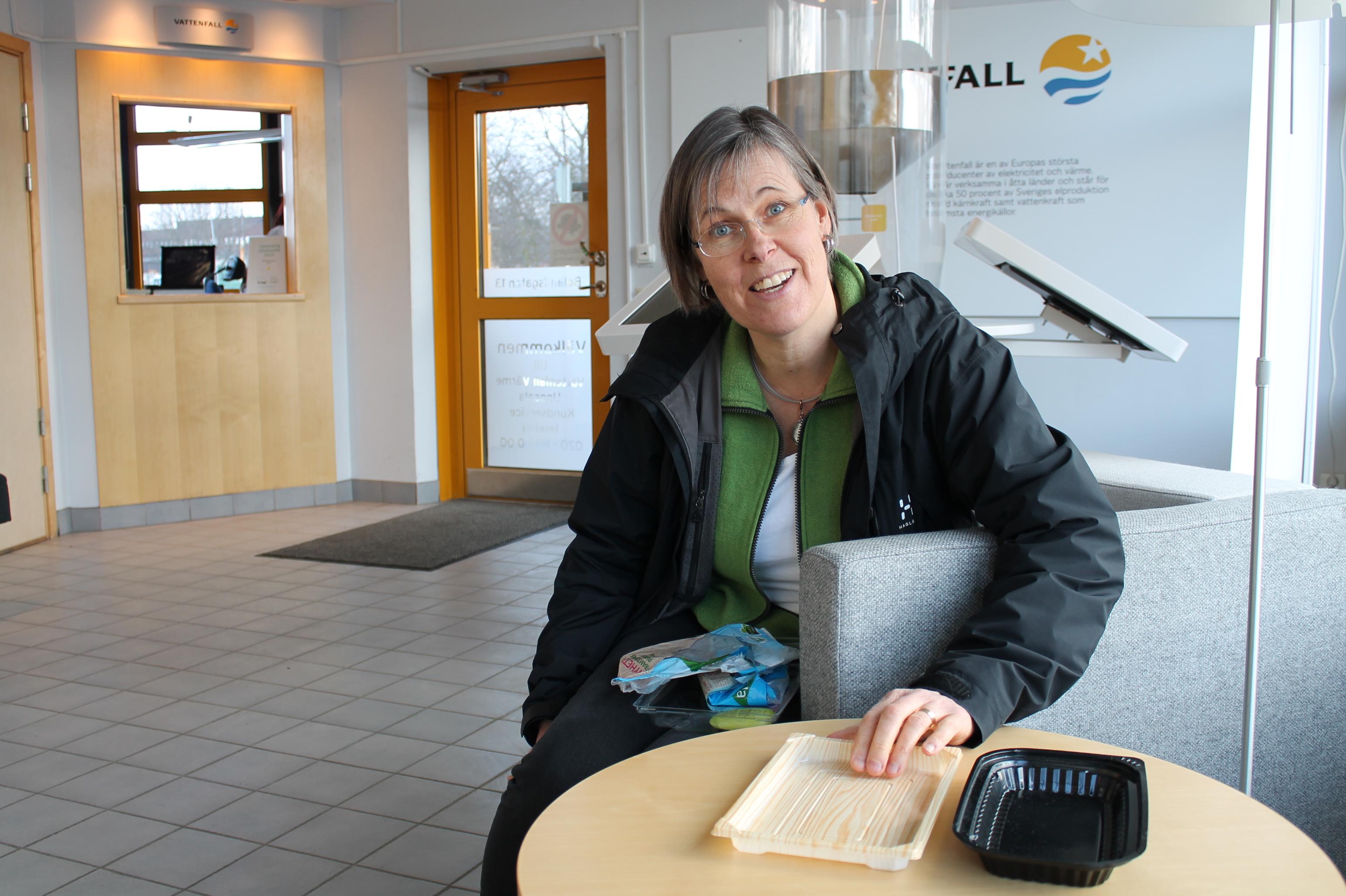 Anna Karlsson, Vattenfall
